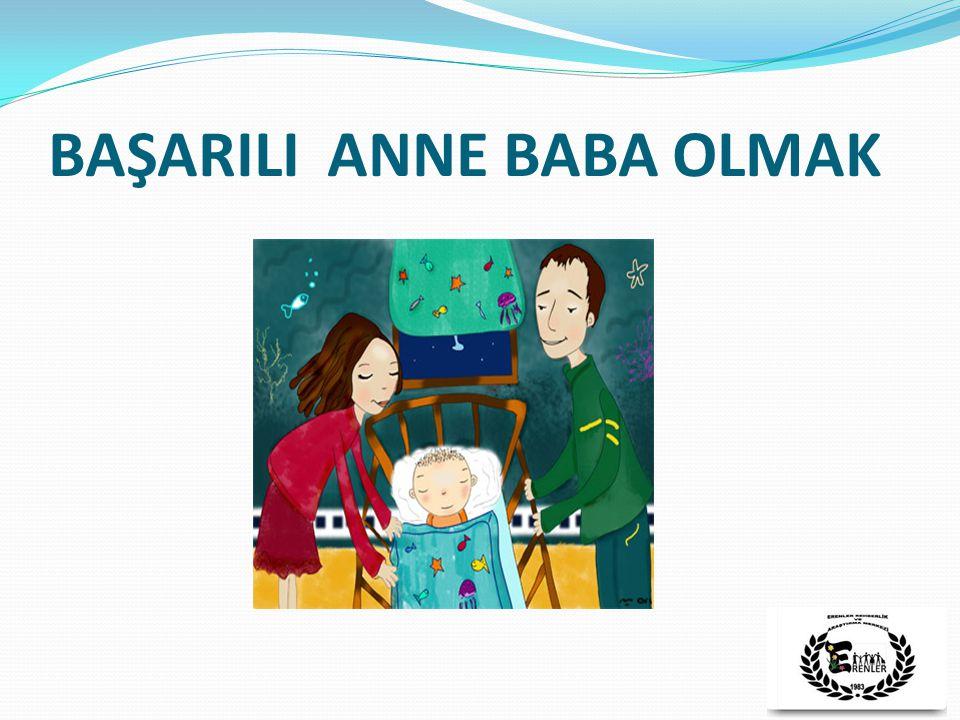 A. Aile Tutumları Anne Baba Çocuk ÇocukÇocuk BaskıcıTutum Tavizkar Tutum Demokratik Tutum