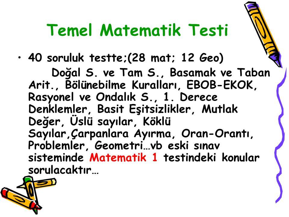 Türkçe Testi 40 Soru İçerik: Sözcükte Anlam, Cümlede Anlam, Cümle Yorumu, Anlatım Teknikleri, Paragraf Yapısı, Paragraf Yorumu, İsimler, Zamirler, Sıf