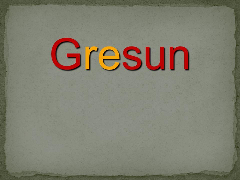 Gresun