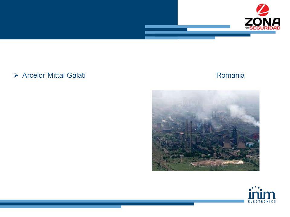  Arcelor Mittal GalatiRomania