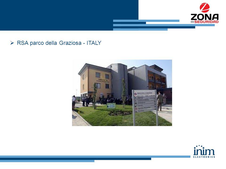  RSA parco della Graziosa - ITALY
