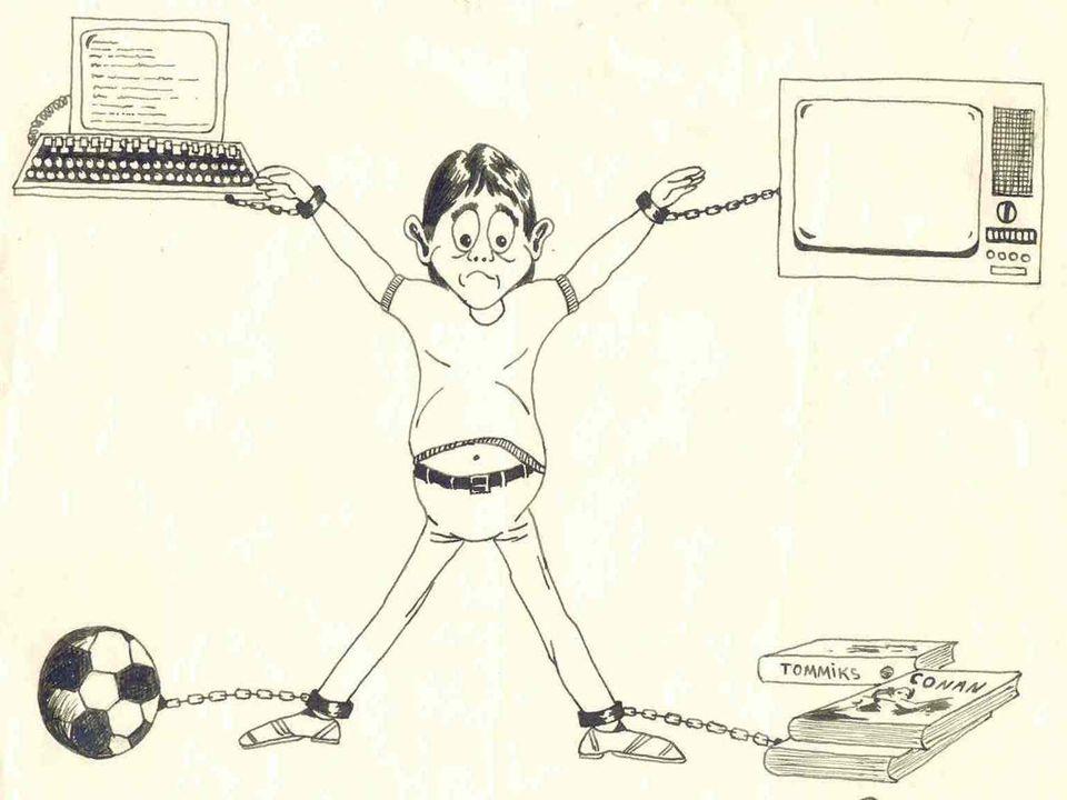 Televizyon ve Bilgisayar Televizyon ve bilgisayar en çok zaman harcanan ve dikkati dağıtan faktörlerden biridir.