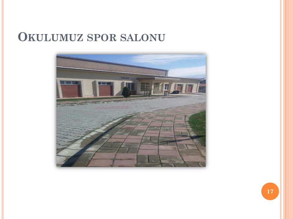 O KULUMUZ SPOR SALONU 17