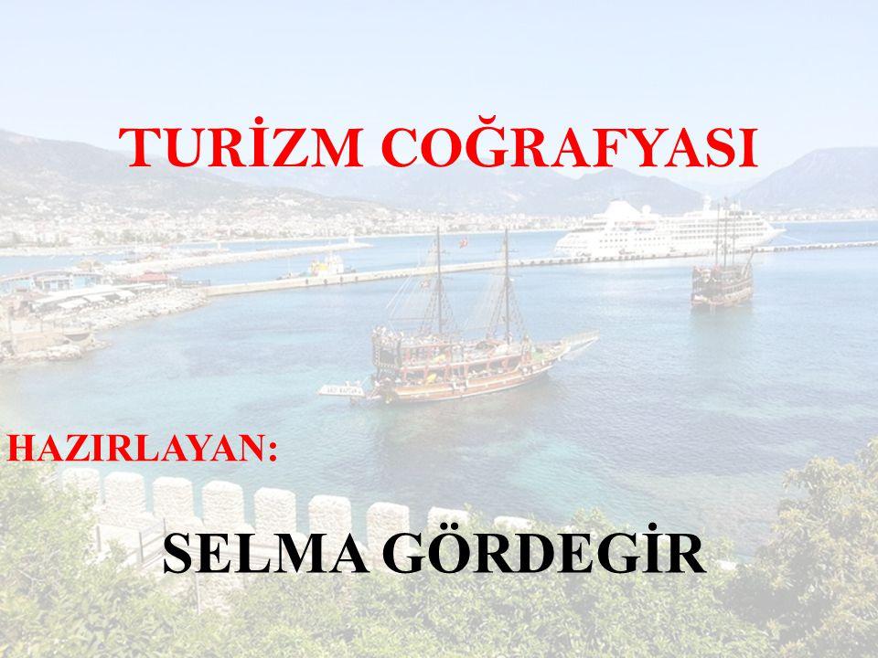 Turizm Tarihi Gelir getirici en önemli hizmet sektörlerinden biri olan Türkiye ; turizm sektörünü geç keşfedilmiş bir faaliyet alanıdır.
