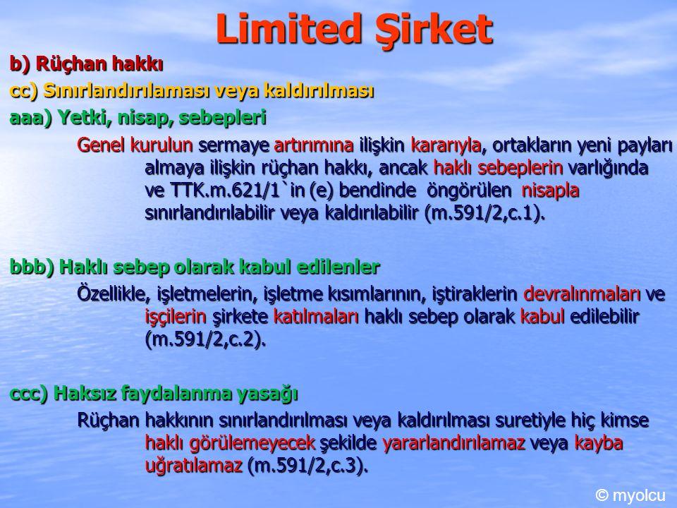 Limited Şirket IV.
