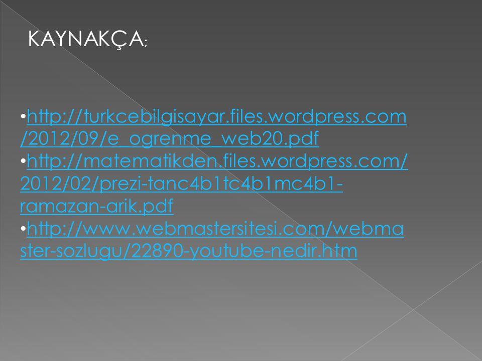 http://turkcebilgisayar.files.wordpress.com /2012/09/e_ogrenme_web20.pdf http://turkcebilgisayar.files.wordpress.com /2012/09/e_ogrenme_web20.pdf http
