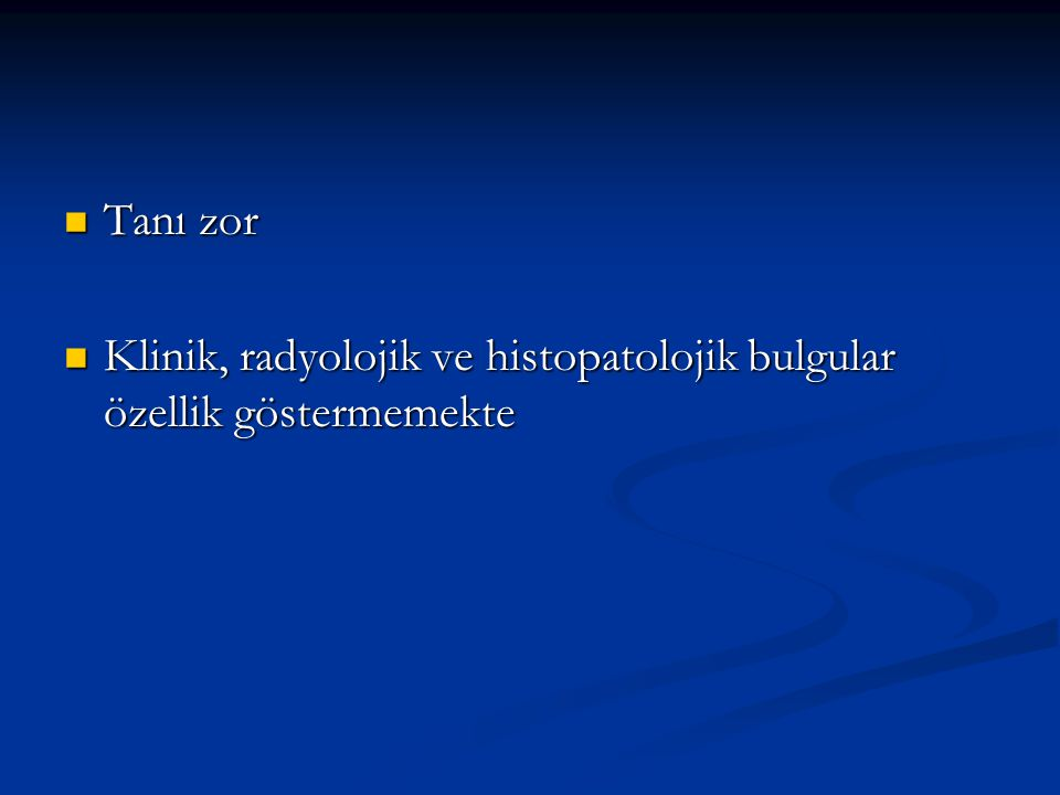 AMİODARON YAH OP Fibrozis ile birlikte kronik pnömonitis