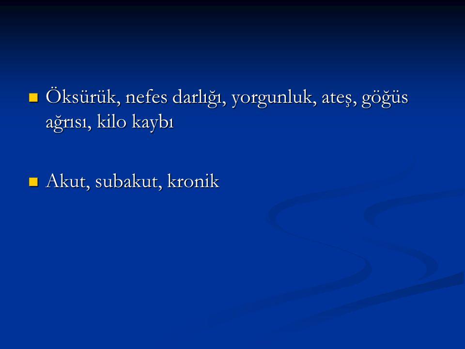 EOZİNOFİLİK PNÖMONİ
