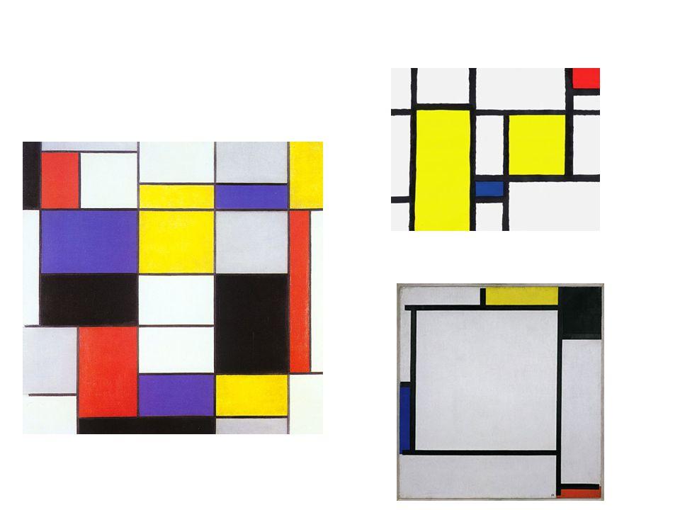 Amaç: Sadece temel renkler ve siyah/beyaz/gri yi kullanarak temel geometrilerin mükemmelliğini ve evrenselliğini yansıtan tasarlanmış objeler/ mekanlar ve binalar yaratmak.