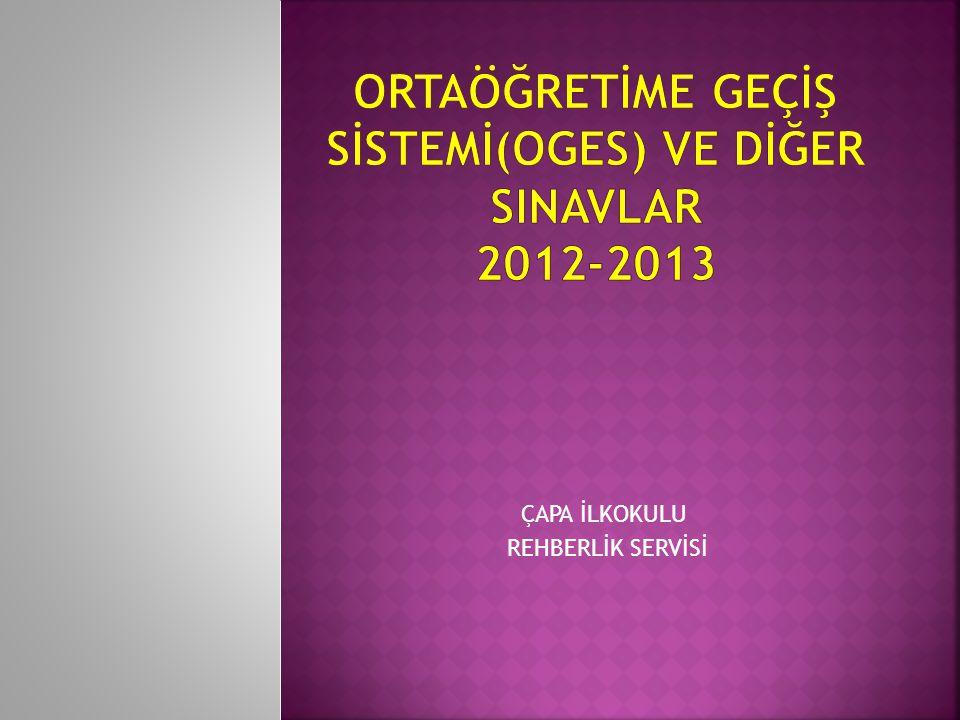 8 HAZİRAN 2013 CUMARTESİ GÜNÜ SAAT 10.00