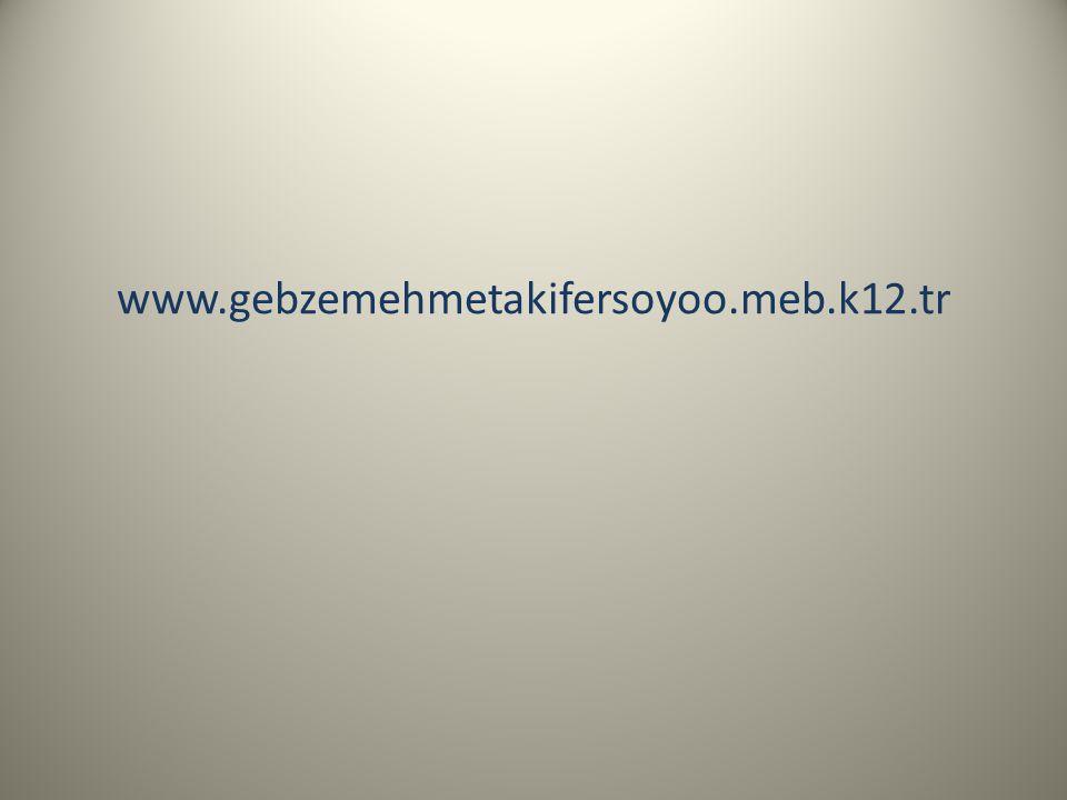 www.gebzemehmetakifersoyoo.meb.k12.tr