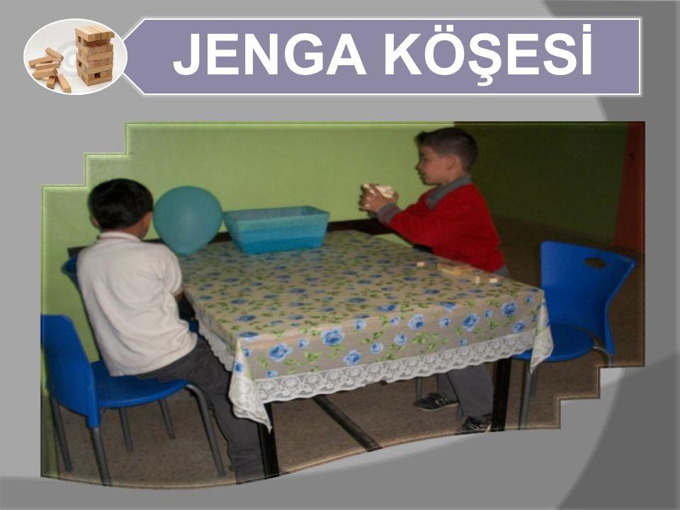 JENGA KÖŞESİ