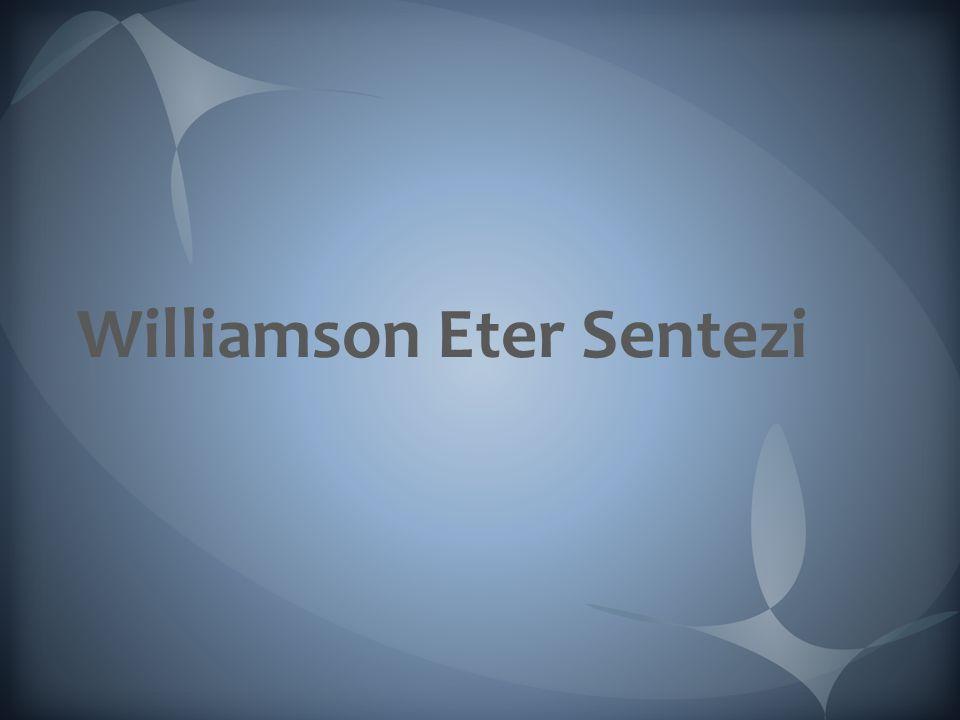 Williamson Eter Sentezi