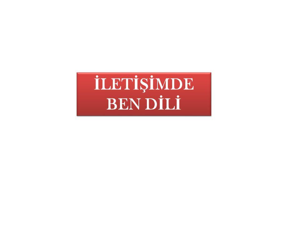 İ LET İŞİ MDE BEN D İ L İ