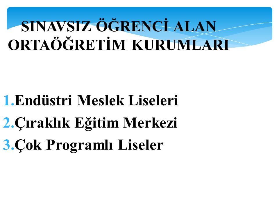 OKUL TÜRLERİ … Fen Liseleri (Resmi Fen Lisesi) Fen ve Matematik alanlarındaki yetenekleri yüksek olan öğrencileri Matematik ve Fen Bilimleri alanında yükseköğretime hazırlayan okullardı.