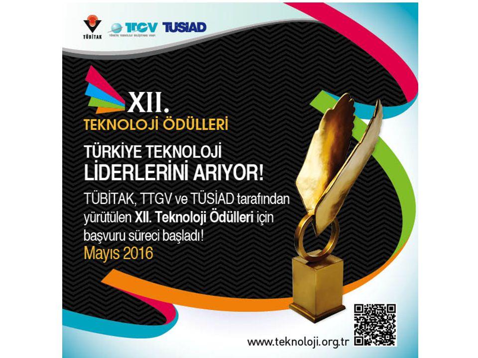 XII Teknoloji Ödülleri Tanıtım Filmi