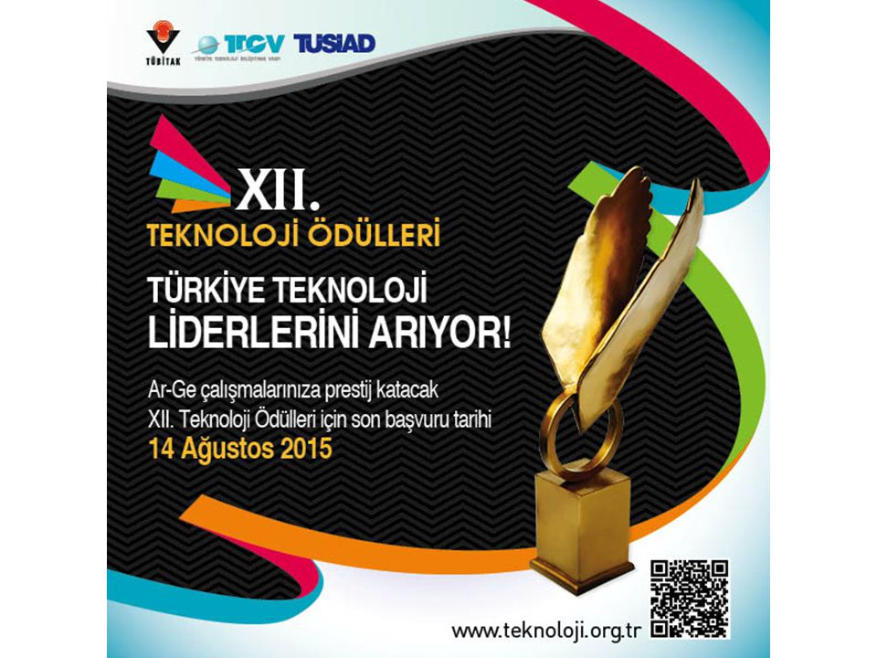 XI Teknoloji Ödülleri Kongresi Tanıtım Filmi