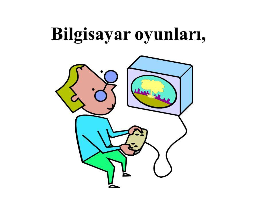 Televizyona takılıp kalmak ! Televizyon, seni yönetmesin; sen,televizyonu yönet!