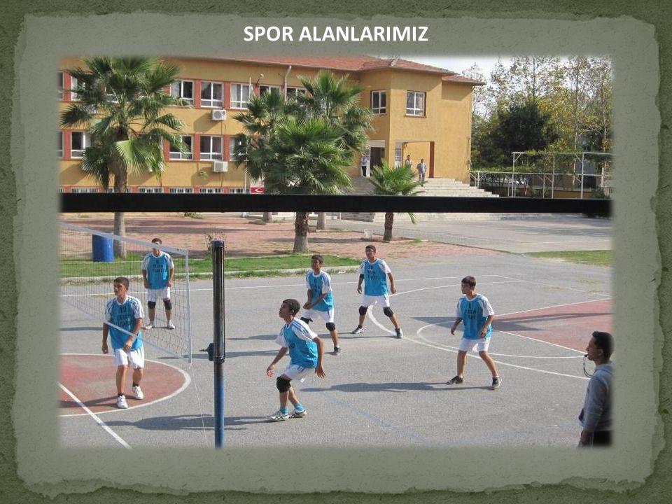SPOR ALANLARIMIZ