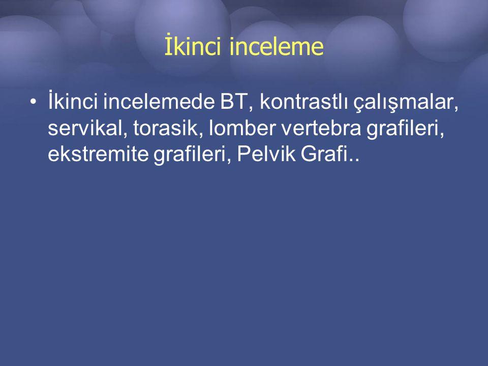 Üç kontrastlı BT protokolü Oral, intravenöz, rektal kontrast 0.6 mm konfigurasyon 3 mm rekonstruksiyon intervali 100-120ml IV kontrast RadioGraphics 2013 33:341-359