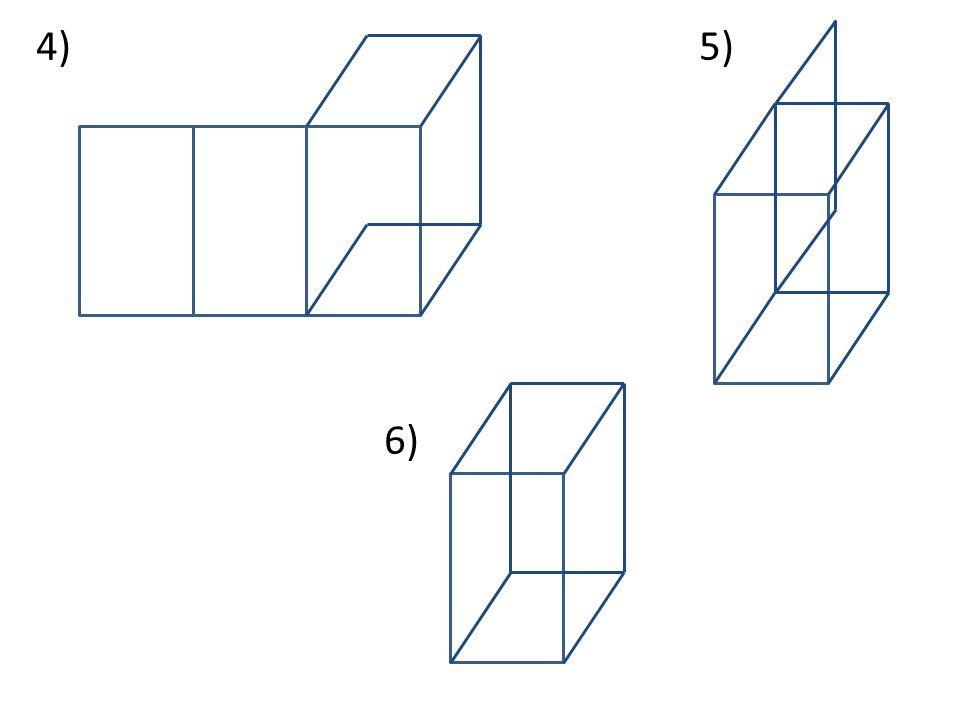 4) 5) 6)