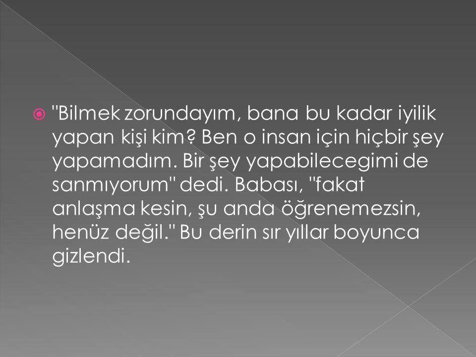  Çocuk yaştan itibaren, fedakarlığı öğrenmeliyiz  Bu ülkenin insanları, Kurtuluş savaşında yaptığı büyük fedakarlıklarla Atatürk'ün öndeliğinde Cumhuriyet i kurmuşlardır.