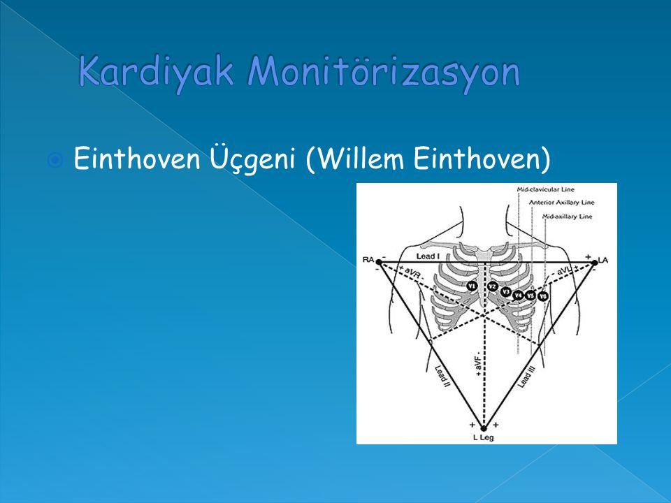  Einthoven Üçgeni (Willem Einthoven)