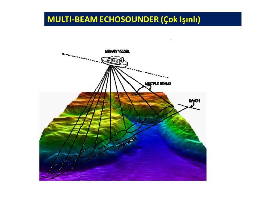 MULTI-BEAM ECHOSOUNDER (Çok Işınlı)