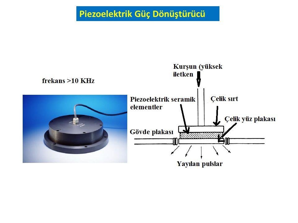 Piezoelektrik Güç Dönüştürücü