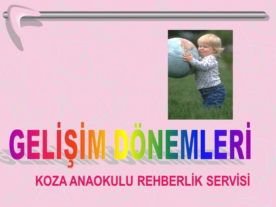 KOZA ANAOKULU REHBERLİK SERVİSİ