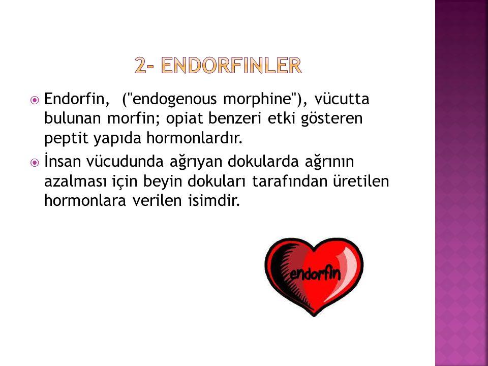 Endorfin, (