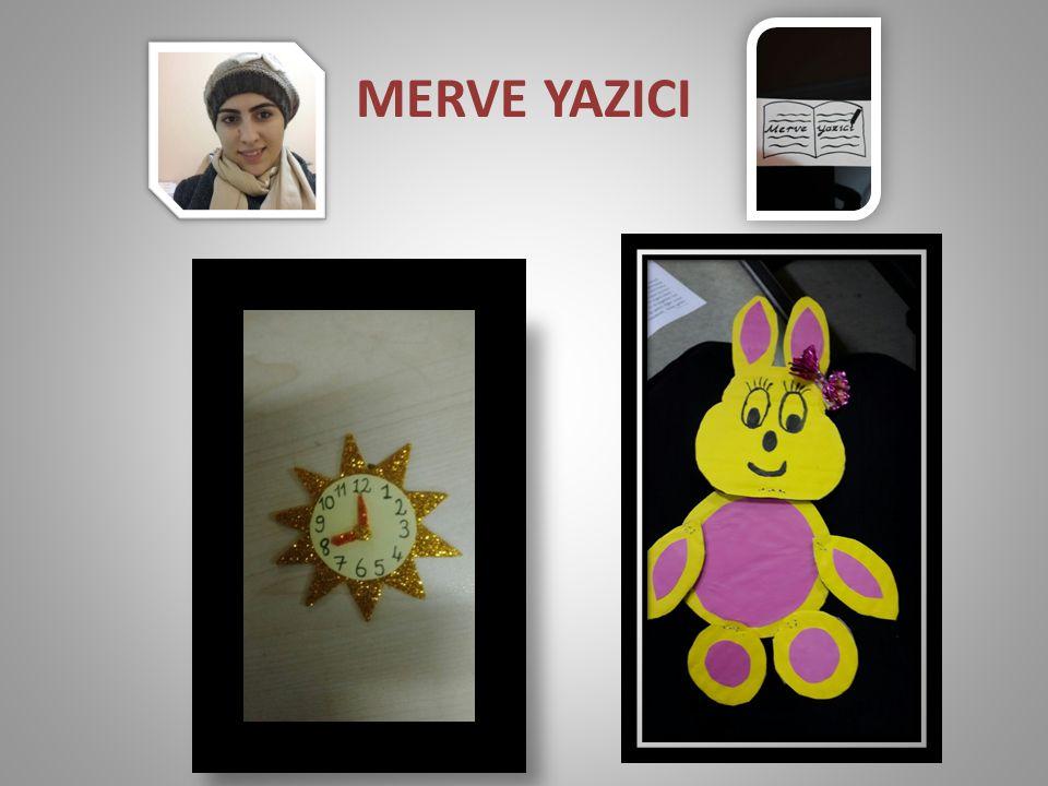 MERVE YAZICI
