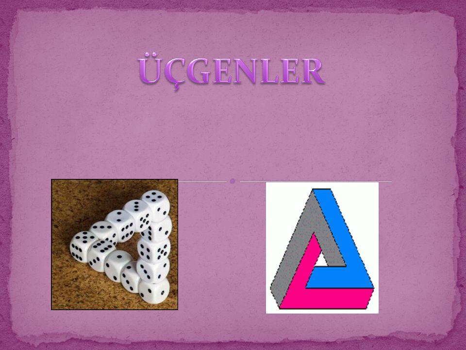 2. Açıortay Üçgenin bir köşesindeki açıyı iki eş parçaya ayıran ışına o köşenin açıortayı denir.