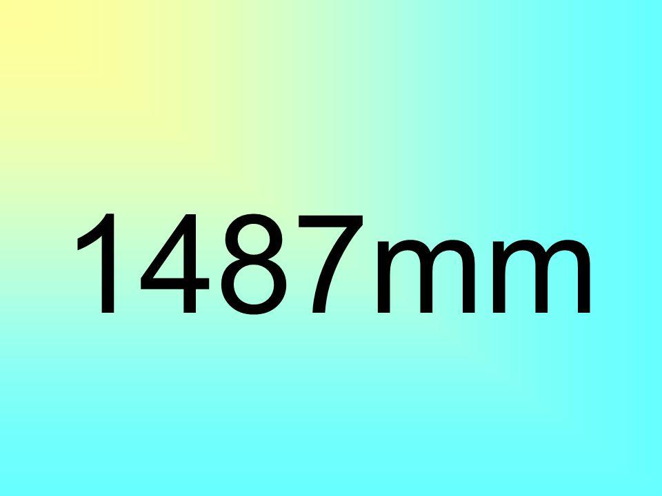230 cm uzunluğundaki bir ipin önce 72 cm'si sonrada 93 mm'si kullanılmıştır. Geriye kaç mm ip kalır?