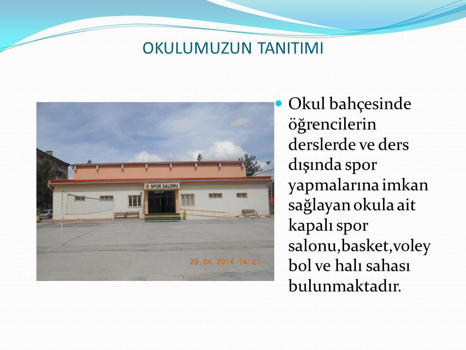 OKULUMUZUN TANITIMI Okulumuz 2012-13 öğretim yılından itibaren Anadolu lisesine dönüştürülmüş adıda CUMHURİYET ANADOLU LİSESİ olarak değiştirilmiştir.