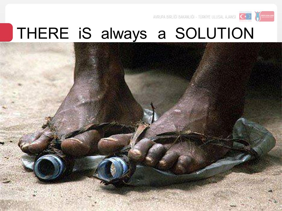 THERE iS always a SOLUTION