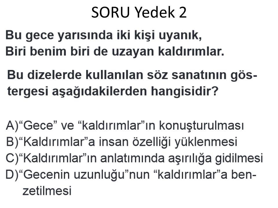 SORU Yedek 2