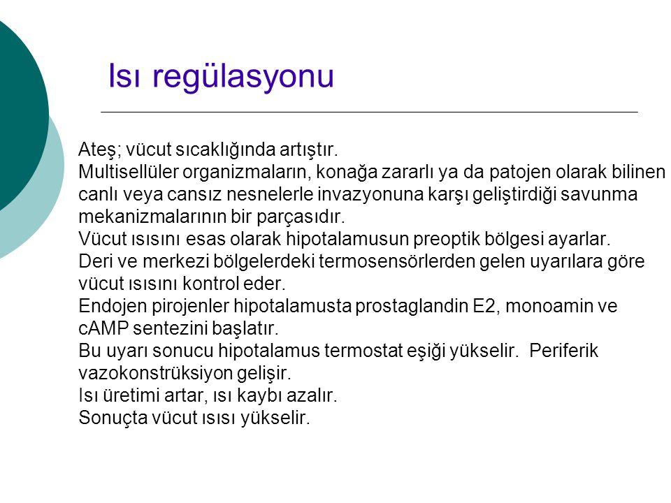 EKZOJEN PİROJENLER Mikroorganizmalar Gram (-) → lipopolisakkarid Gram (+)→ peptidoglikan...