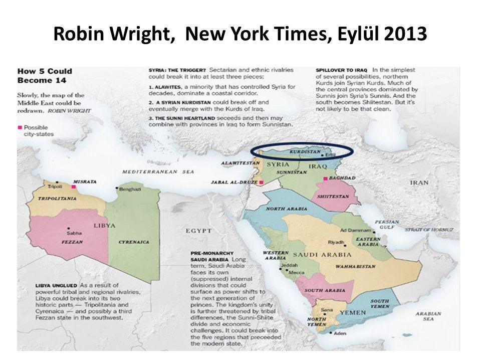 Robin Wright, New York Times, Eylül 2013