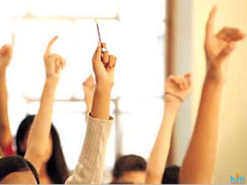DERSİ DERSTE DİNLEMEK Biliyorsunuz ki öğretmenleriniz sizin huzur ve mutluluğunuz için çaba gösteriyorlar.