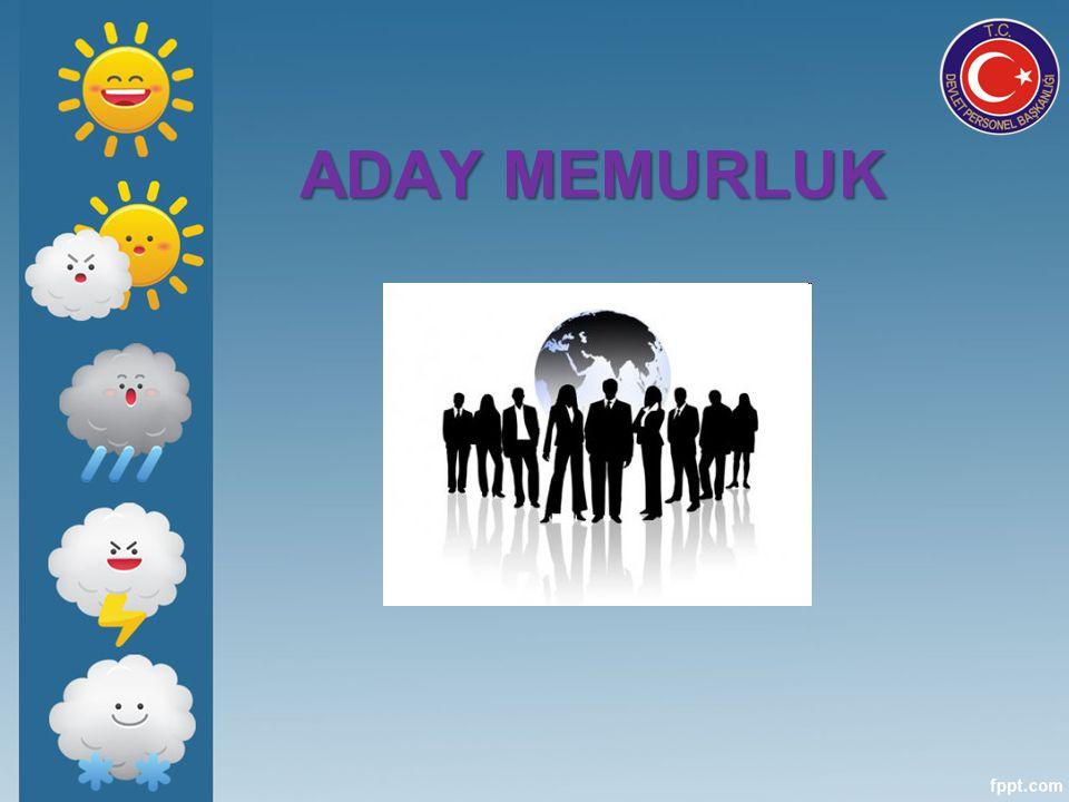 ADAY MEMURLUK