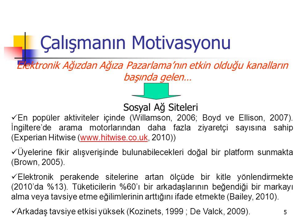 26 Öneriler ve Kısıtlar Anket verilerinin tüm Türkiye'yi temsil edecek örneklem üzerinden toplanması Anket verilerinin tüm sosyal ağ kullanıcıları üzerinden toplanması Çalışmanın diğer ülkelerdeki sosyal ağ kullanıcıları ile yinelenmesi