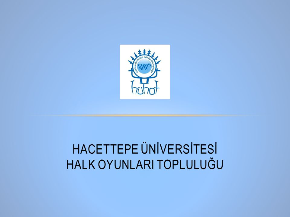 SUNUM PLÂNI 2 Giriş – Topluluk Tanıtımı 2014 Yılı Faaliyetleri 2015 Yılı Faaliyet Plânı http://www.huhot.hacettepe.edu.tr/ http:// www.facebook.com/groups/huhot