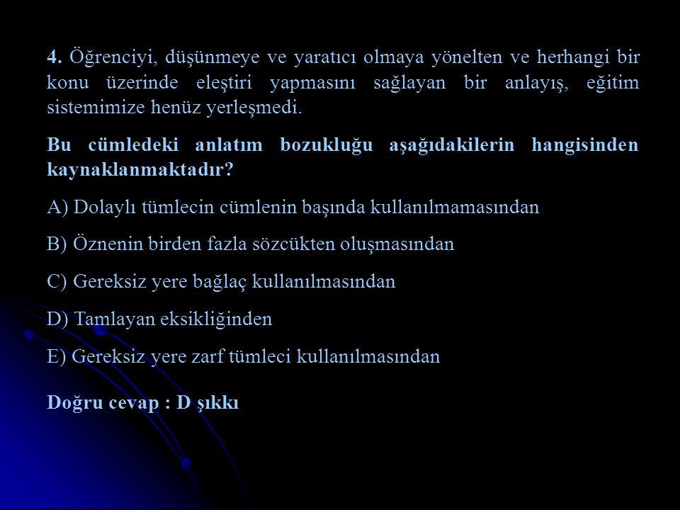 1997 - 1998 YILI ÖSS SORULARI 1.