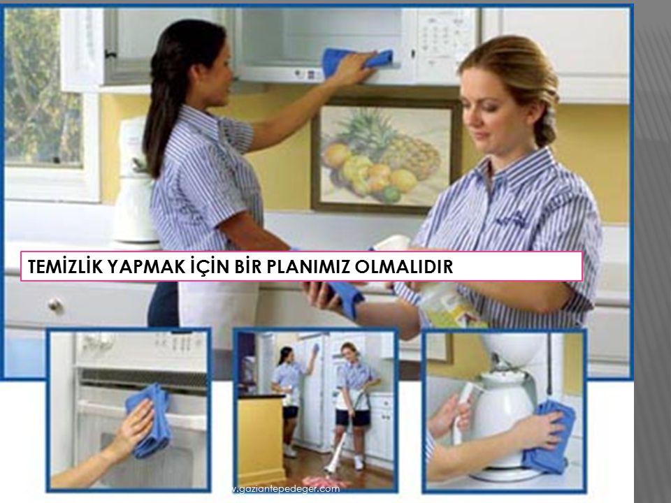  Temizlik Ruhun Gıdasıdır www.gaziantepedeger.com