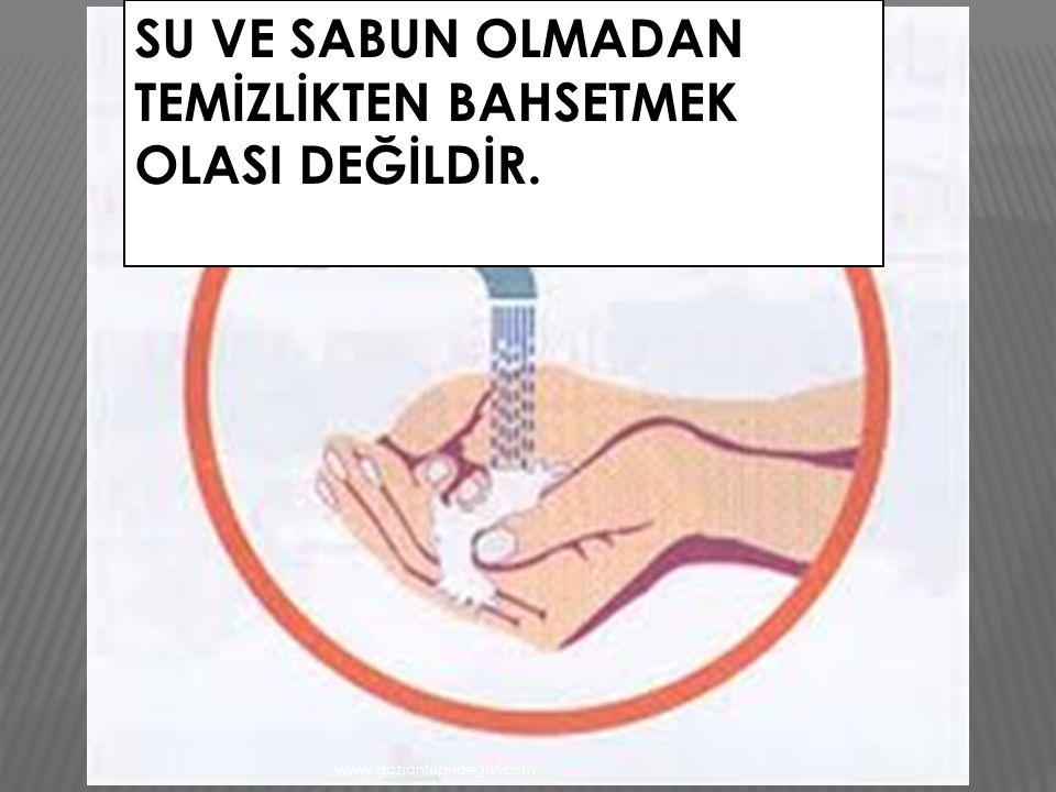 DÜZENSİZ ÇALIŞMAK İŞİMİZİ ZORLAŞTIRIR www.gaziantepedeger.com