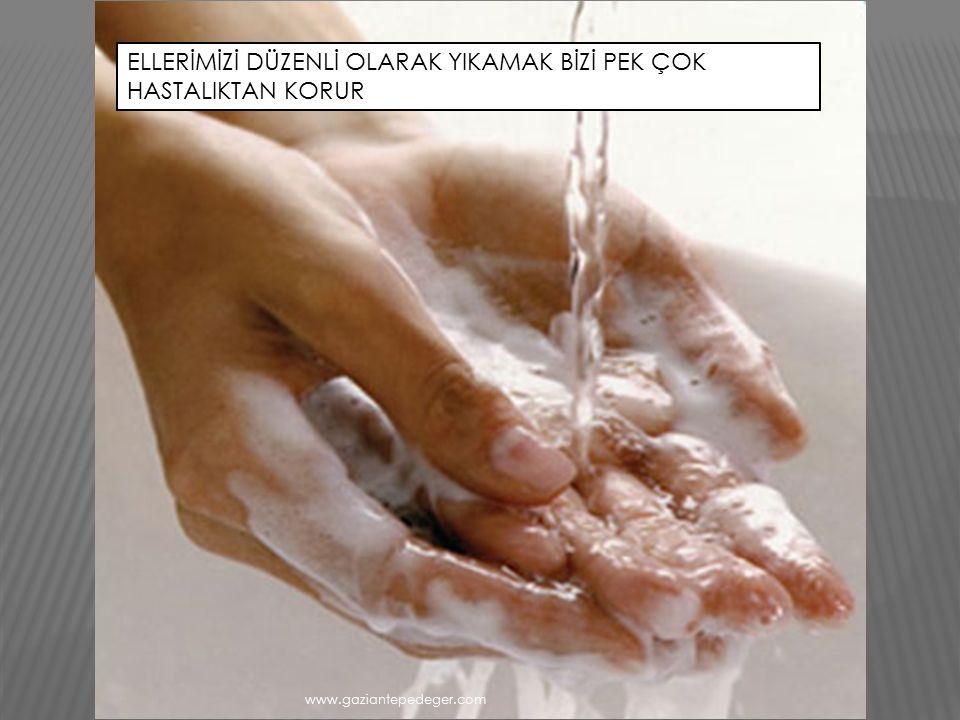 Temiz bir çevre istiyorsan, önce kendi kapının önünü süpür. www.gaziantepedeger.com