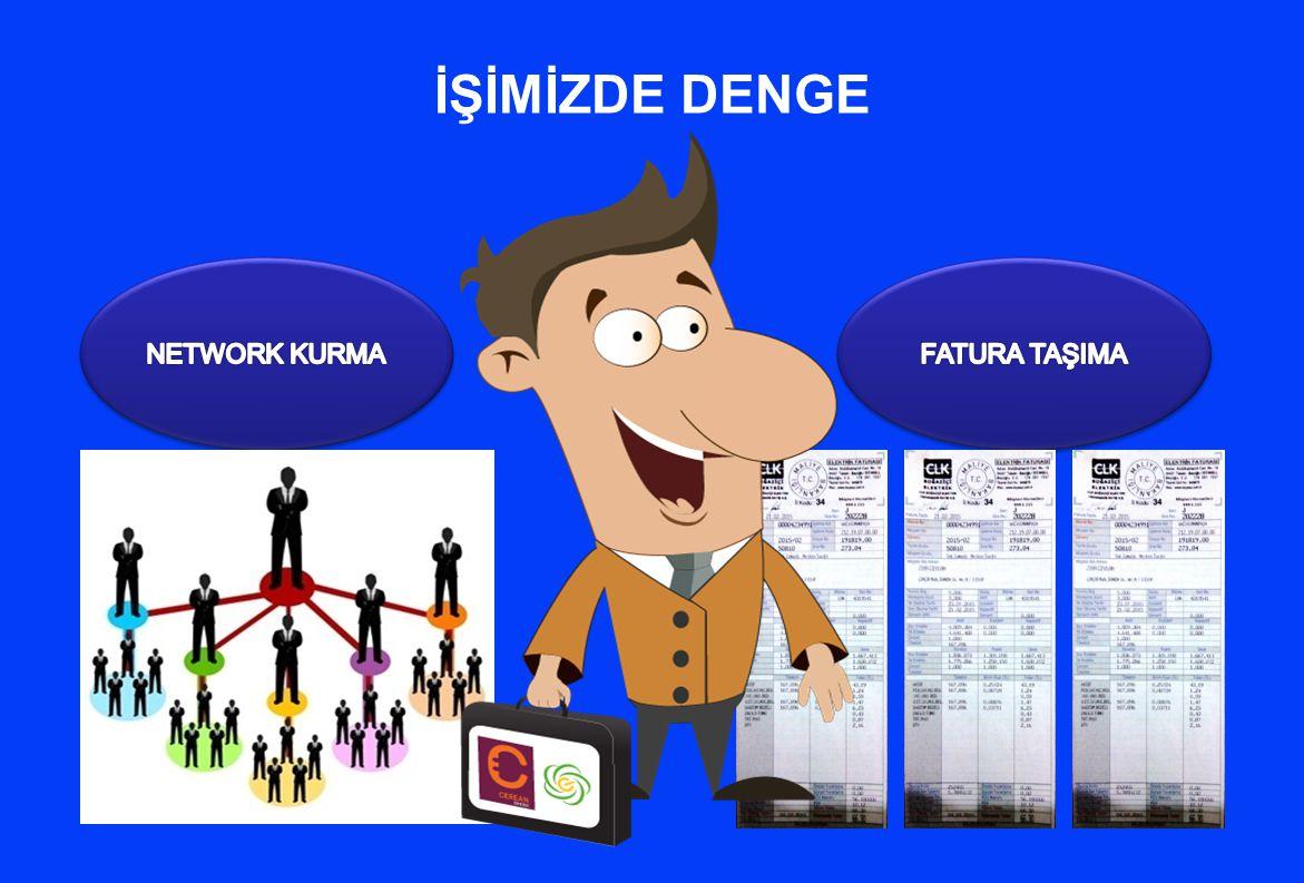 İŞİMİZDE DENGE