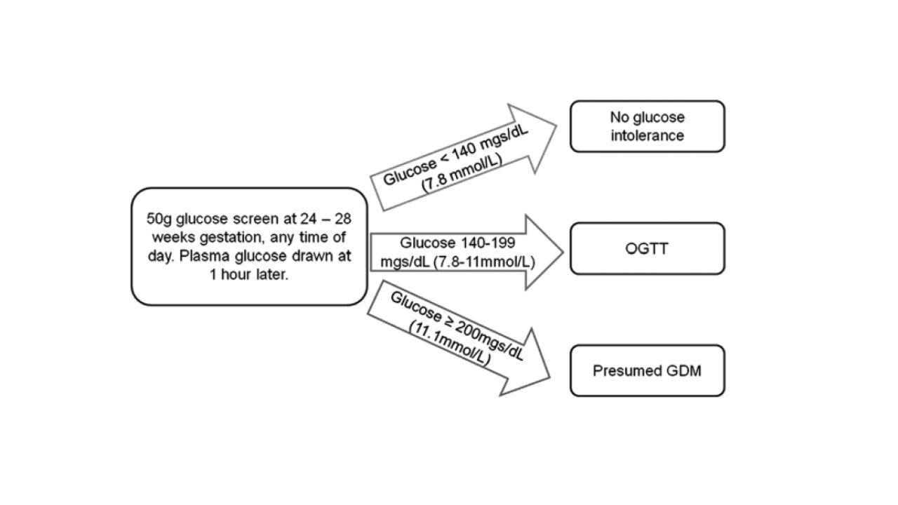 Gebelik öncesinde: Glukoz: 100-140mg/dl BMI≥25kg/m2 Kolesterol ≥200mg/dl Pre/hipertansiyon Kardiyometabolik risk faktörlerinin sayısı arttıkça GDM riski artmaktadır.