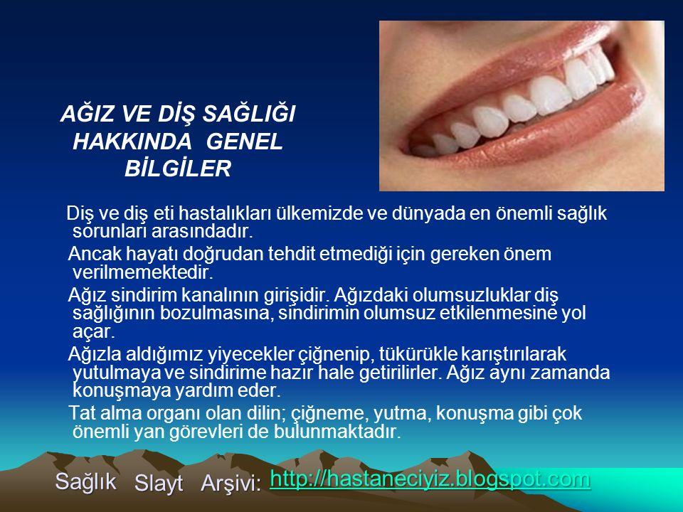 Dişlerin Gelişim Bozuklukları Ağızda kapanma bozukluklarına neden olan diş düzensizlikleri dişlerin çürümesini kolaylaştırır ve daha erken dönemde dökülmesine yol açar.